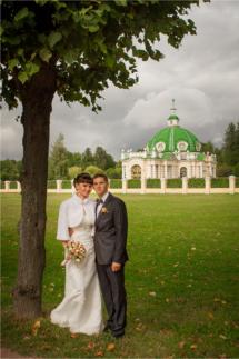 Свадьба Кусково (2)
